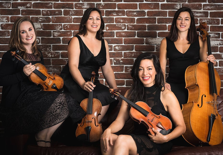 Sheraine from the fabulous Accordi String Quartet's tips on booking